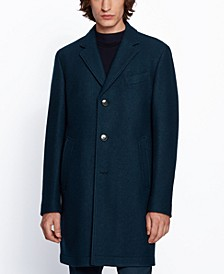 BOSS Men's Shawn7-J Slim-Fit Coat