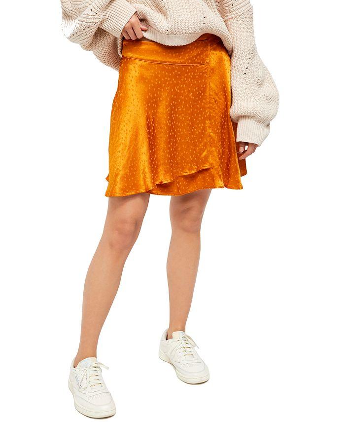 Free People - Starstruck Printed Mini Skirt