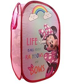 Minnie Rainbow Bows Pop Up Hamper