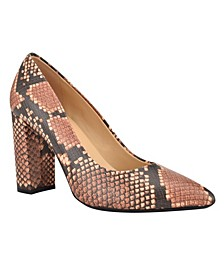 Women's Astoria 9X9 Pointy Toe Pumps