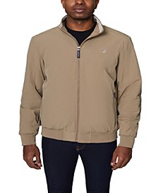 Men's Big and Tall Stretch Bomber Jacket