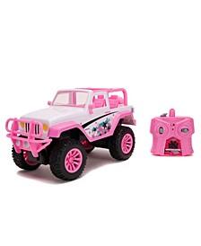 Girlmazing Exclusive Star Deco Radio Control Jeep