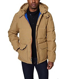 Men's Workwear Parka Jacket