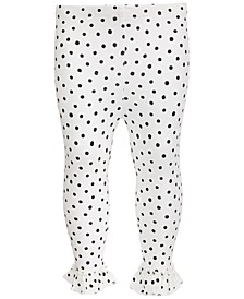 Toddler Girls Spotty Dot Leggings, Created for Macy's
