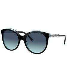 Sunglasses, TF4175B 55