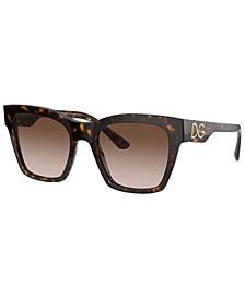 Sunglasses, DG4384 53