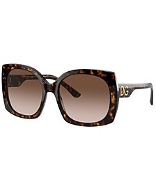 Sunglasses, DG4385 58