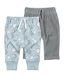 Baby Boy or Girl 2pk pants