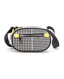 Plaid Capsule Belt Bag