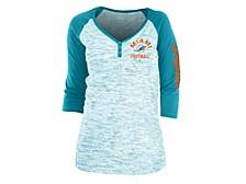 Miami Dolphins Women's Spacedye T-Shirt