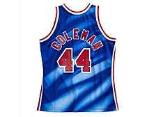 Men's New Jersey Nets Hardwood Classic Swingman Jersey - Derrick Coleman