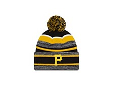 Pittsburgh Pirates Striped Marled Knit
