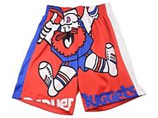 Denver Nuggets Men's Big Face Shorts