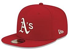 Oakland Athletics Re-Dub 59FIFTY Cap
