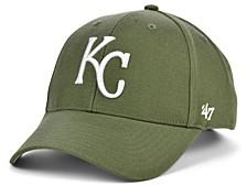 Kansas City Royals Olive MVP Cap