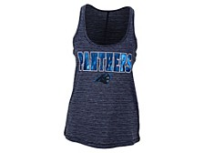 Carolina Panthers Women's Spacedye Tank