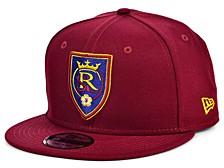 Real Salt Lake Core 9FIFTY Snapback Cap