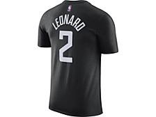 Los Angeles Clippers Kawhi Leonard Men's Statement Player T-Shirt