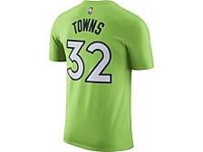 Minnesota Timberwolves Karl-Anthony Towns Men's Statement Player T-Shirt