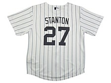New York Yankees Giancarlo Stanton Baby Official Player Jersey