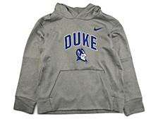 Duke Blue Devils Youth Therma Hooded Sweatshirt