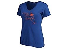 Florida Gators Women's State T-Shirt
