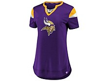 Minnesota Vikings Women's Draft Me Shirt
