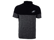 Philadelphia Eagles Men's Shadow Stripe Polo