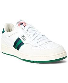 Men's Polo Court Sneakers