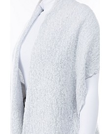 Women's Cozy Circle Vest