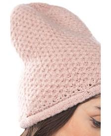 Women's Rolled Cuff Knit Beanie