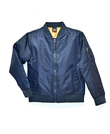Big Boys Padded Flight Jacket, Created For Macy's