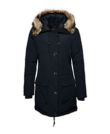 Women's Rookie Down Parka Coat