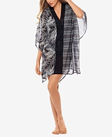 Fronds With Benefits Caftan