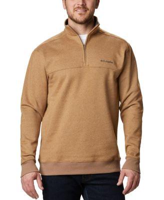 Men's Hart Mountain II Half-Zip Fleece Sweatshirt