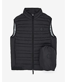 Small Logo Down Vest