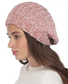 Chenille Beret, Created for Macy's