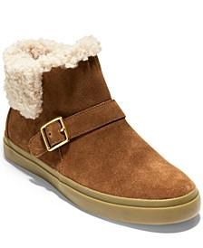 Women's Nantucket Cozy Ankle Boots