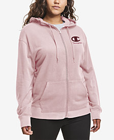 Champion Plus Size Campus French Terry Hoodie