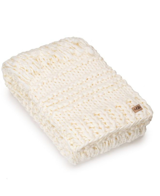"""UGG® Kika Throw Blanket, 70"""" x 50"""""""