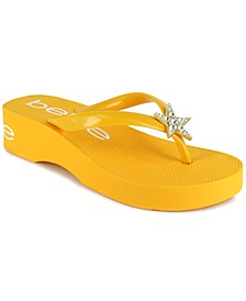 Women's Kim Platform Thong Sandal