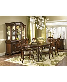 Evolution Dining 7pc (4 Side Chairs+ 2 arm + Table)