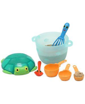 Melissa and Doug Kids Toys, Seaside Sidekicks Sand Baking Set 1130444