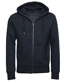 Men's Orange Label Classic Zip Hoodie