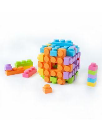 18 pieces Small Cube Building Blocks