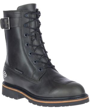 "Brosner Men's 8"" Riding Boot Men's Shoes"