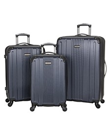 South Street 3-Pc. Hardside Luggage Set, Created for Macy's