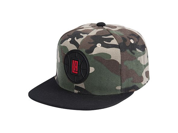 Mitchell & Ness Los Angeles Clippers Natural Camo Snapback Cap
