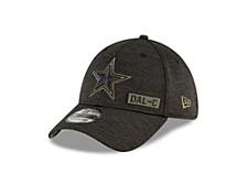 Dallas Cowboys 2020 On-Field Salute To Service 39THIRTY Cap