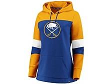 Buffalo Sabres Women's Colorblocked Fleece Sweatshirt